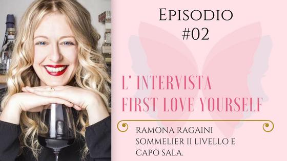 """# Episodio 02 """"Imparare a chiedere aiuto, è una straordinaria risorsa """" Ramona Ragaini"""