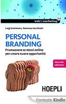 Personal Branding: Promuovere se stessi online per creare nuove opportunità – Luigi Centenaro